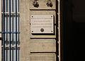 Hotel de Mondragon - commemorative plaque Bonaparte and Josephine.JPG