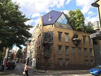 Janet Street-Porter - The Clerkenwell house commissioned by Janet Street-Porter