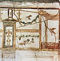 House of the Prince of Naples in Pompeii Plate 150 Triclinium North Wall Upper Zone MH.jpg