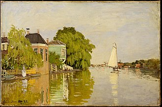 Houses on the Achterzaan - Image: Houses on the Achterzaan MET DT719