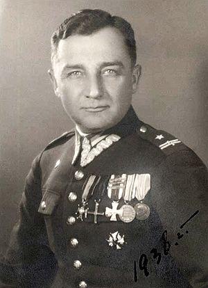 Henryk Dobrzański - Image: Hubal portretowe big