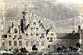 Huis van Assendelft aan het Westeinde in Den Haag, 1740, Cornelis Pronk.jpg