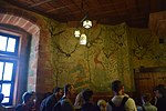 Hunting room in the Haut-Koenigsbourg castle 01.JPG