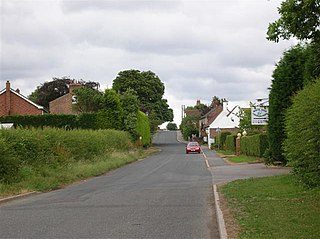 Hutton Sessay Village and civil parish in North Yorkshire, England