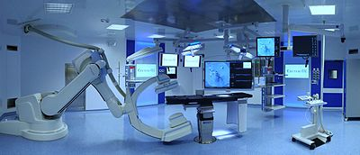 Integrated Operating Room Design