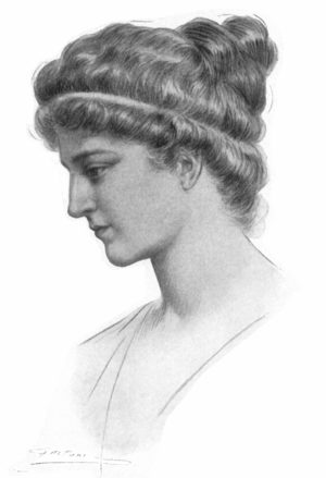 Portrait of Hypatia
