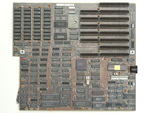 AT (form factor) - IBM PC AT System Board. This is the original AT motherboard on which the form factor was based