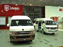 Shenyang Jinbei Automobile Co., Ltd.