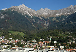 Innsbruck i september 2007.