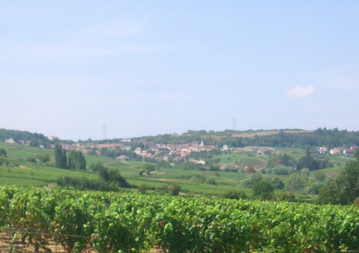Montagny-lès-Buxy - Wikipedia