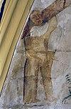 interieur, detail van schildering na restauratie - margraten - 20303709 - rce