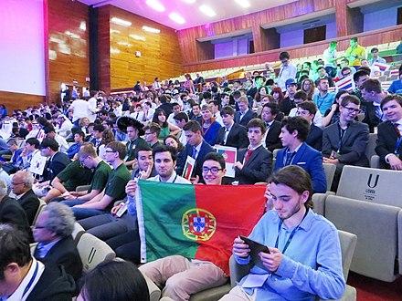International Physics Olympiad - Wikiwand