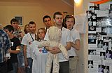 IV Conference of LGBT movement in Ukraine 2011 — Tocha opory.JPG
