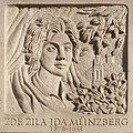 Ida Münzbergová, plaketa na rodném domě.JPG