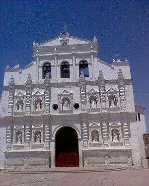 Santa María Chiquimula - Catholic church of Santa María Chiquimula