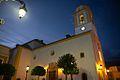 Iglesia de Canjáyar en la noche.JPG