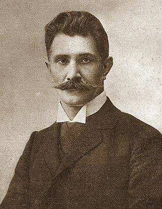 Ignacy Daszyński - Image: Ignacy Daszynski 2 (cropped)