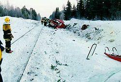 Junaonnettomuus