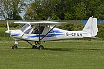 Ikarus C42 FB80 'G-CFGM' (39781267280).jpg