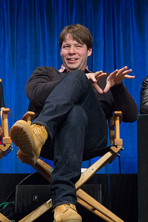 Ike Barinholtz - Barinholtz at PaleyFest 2013's panel for The Mindy Project