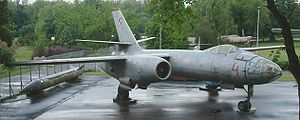 Ilyushin Il-28 - Basic version of Il-28 in Polish Air Force colours