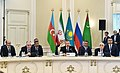 Ilham Aliyev attended the 5th Summit of Heads of State of Caspian littoral states 13.jpg