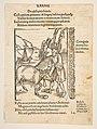 Illustration from Sebastian Brandt- Navis Stultifera, Basle, Bergmann van Olpe, 1497 MET DP816795.jpg