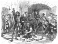 Illustrirte Zeitung (1843) 16 256 3 Hugh und Dennis fünf Minuten vor der Hinrichtung.PNG