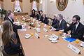 Ināras Mūrnieces tikšanās ar Igaunijas Republikas ārlietu ministri (15827151422).jpg