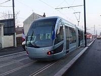 Inauguration de la branche vers Vieux-Condé de la ligne B du tramway de Valenciennes le 13 décembre 2013 (010).JPG