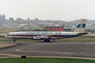 Independent Air Flight 1851 - N7231T, the aircraft involved seen 4 years before the accident