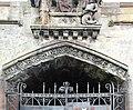 Inscription over gate of Cherry Lane entrance.jpg