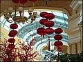 Inside Bellagio lobby, Las Vegas, NV - panoramio.jpg