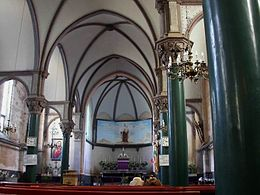 Inside of westen beijing church.jpg