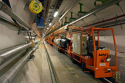 Large Hadron Collider - Wikipedia