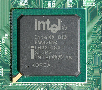 Intel 810 - Intel 810 chipset