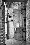 interieur, toren, deur cachot - amerongen - 20001549 - rce