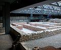 Interior del Centre Arqueològic de l'Almoina, València.JPG