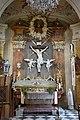 Interior of the Church of Saints Peter and Paul in Nová Ríše 11.jpg