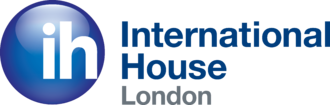 International House London - The logo of International House London language school and educational trust.
