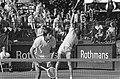 Internationale tenniskampioenschappen te Hilversum, nr 32, 33, heren dubbel JC, Bestanddeelnr 924-7785.jpg
