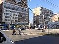 Intersectie 3 cartiere Galati . Micro 18-19-20 . - panoramio.jpg