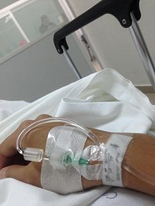 Intravenous therapy - Wikipedia