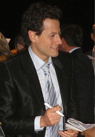 Ioan Gruffudd - Gruffudd in 2007