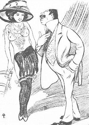 George Ranetti - Image: Ion Theodorescu Sion Nevastă frumoasă, prieteni mulţi în casă, Furnica, 26 feb 1909