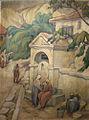 Ion Theodorescu Sion - Fantana din Balcic.jpg