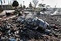 Iranian missile shot down Ukrainian Boeing 737-800 2020-01-08 34.jpg