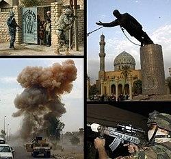 invasion 2003: