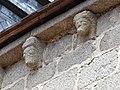 Issoudun-Létrieix église modillons (4).jpg