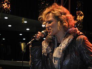 Vanna (singer) - Vanna in concert in 2012